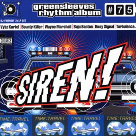 Greensleeves Rhythm Album #75 - Siren!