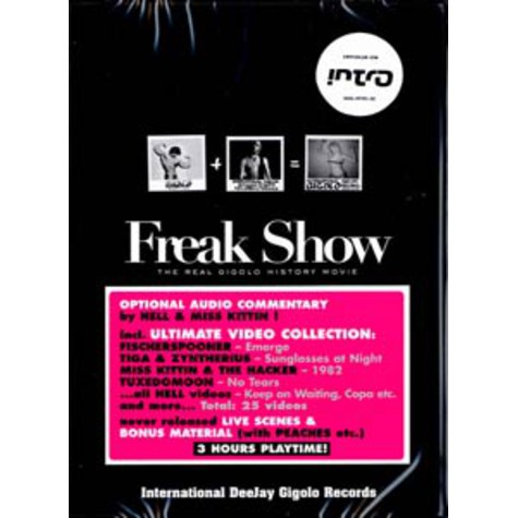 Freak Show - The real Gigolo history movie