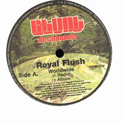Royal Flush - Worldwide