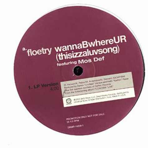 Floetry - Wanna b where u are Remix feat. Mos Def