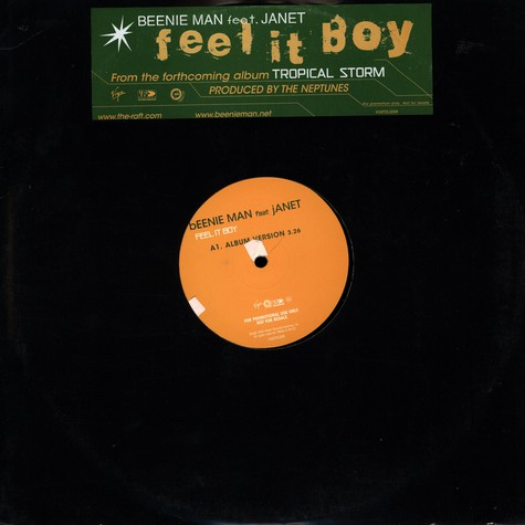 Beenie Man feat. Janet - Feel it boy