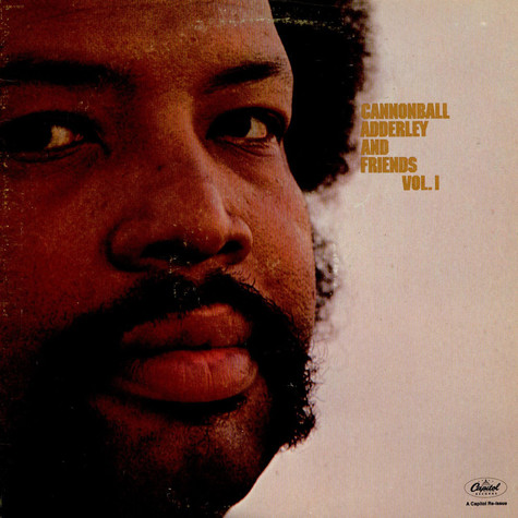 Cannonball Adderley - Cannonball Adderley And Friends Vol. I