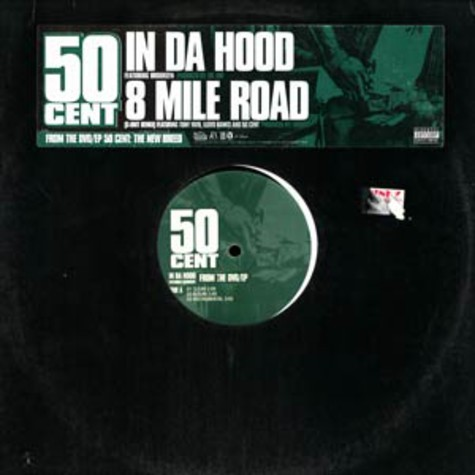 50 Cent - In Da Hood / 8 Mile Road