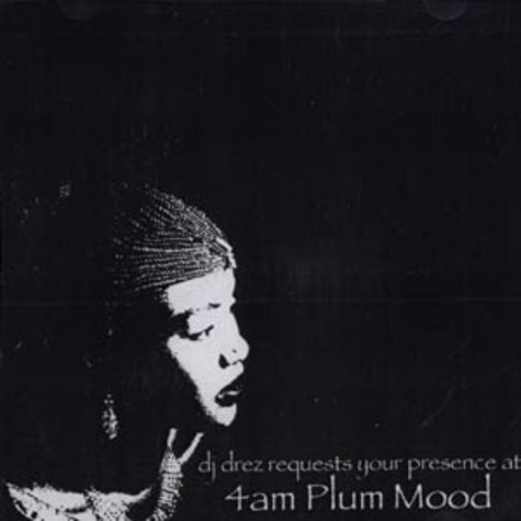 DJ Drez - 4am plum mood