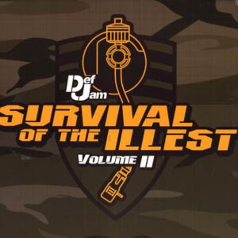 V.A. - Def jams survival of the illest vol.2