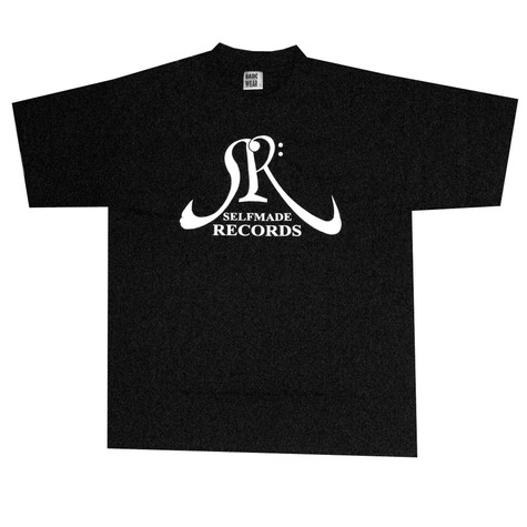 Selfmade Records - Logo T-Shirt silver