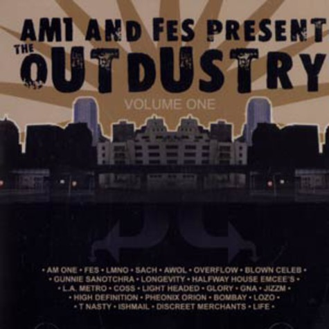 Am1 & Fes present - The outdustry volume 1