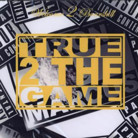 Brandman - True to the game EP