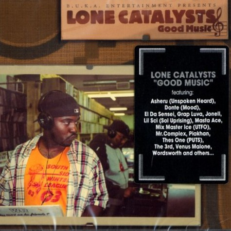 Lone Catalysts - Good music