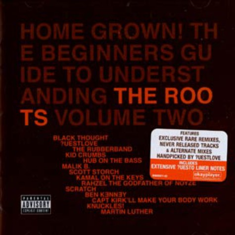 Roots, The - Home grown volume 2