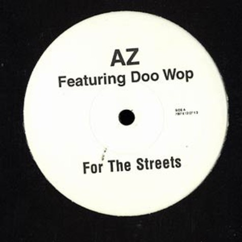 AZ - For the streets feat. Doo Wop