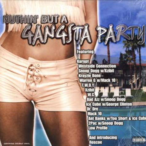 V.A. - Nuthin but a gangsta party volume 1