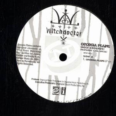 Witchdoctor - Georgia plains feat. Cool Brez