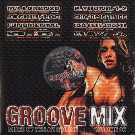 Groove Mix - Volume 5