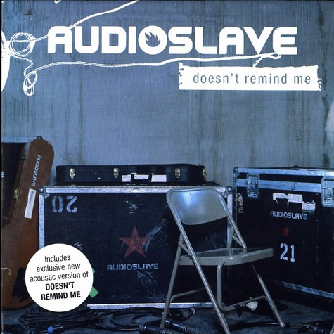 Audioslave - Doesn't remind me