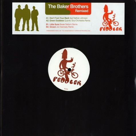 Baker Brothers - Remixed