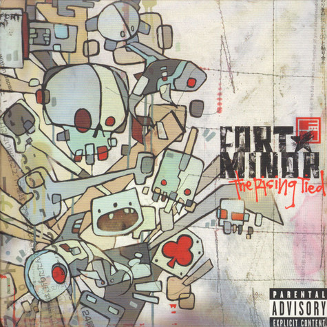 Fort Minor (Mike Shinoda of Linkin Park) - The rising tied