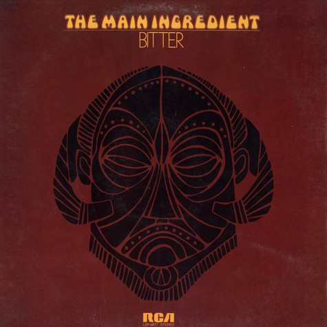 Main Ingredient, The - Bitter sweet