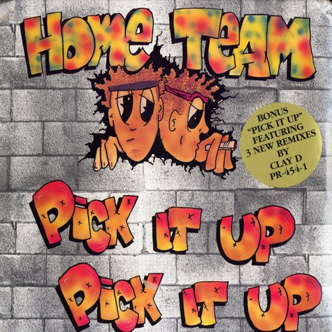 Home Team - Pick it up, pick it up