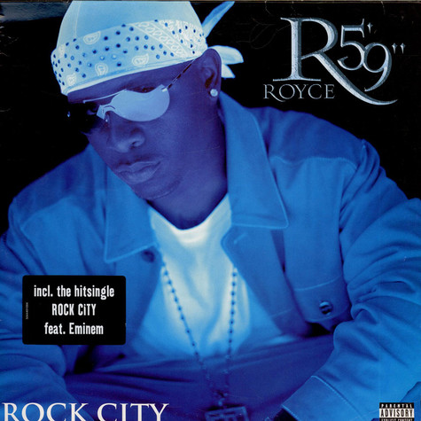 "Royce Da 5'9"" - Rock City"