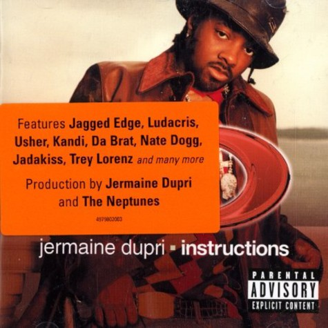Jermaine Dupri - Instructions