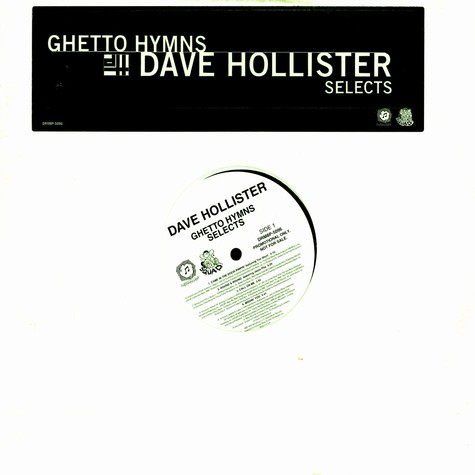 Dave Hollister - Ghetto hymns selects