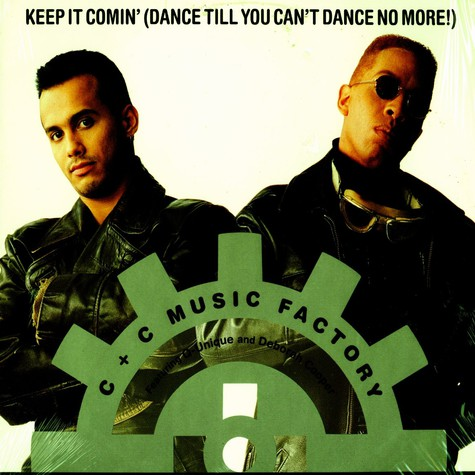C&C Music Factory - Keep it comin feat. Q-Unique & Deborah Cooper