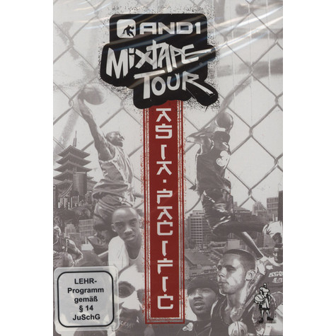 And1 Mixtape Tour - Asia pacific