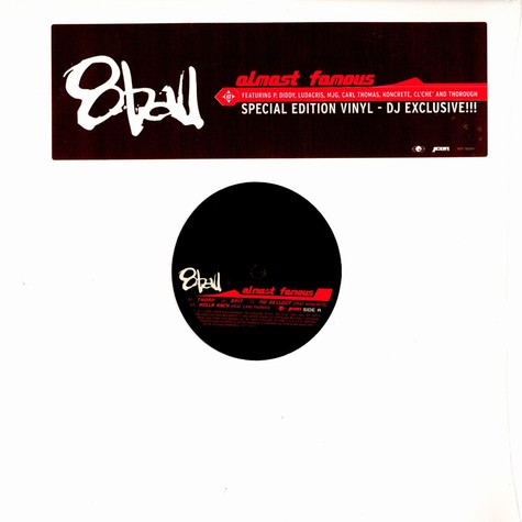 8Ball - Almost famous