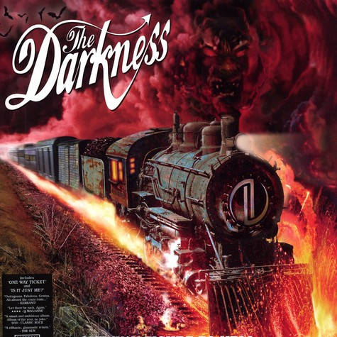 Darkness - One way ticket to hell