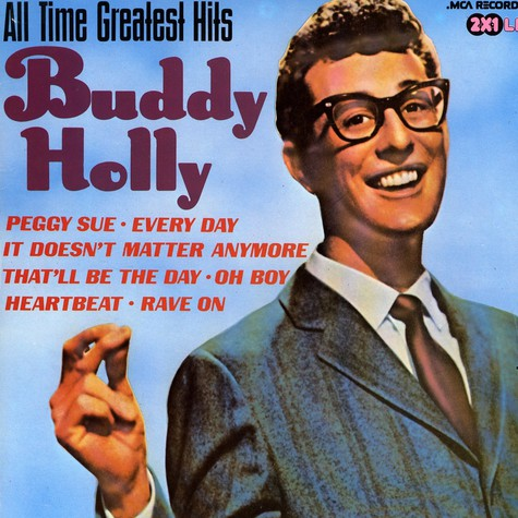 Buddy Holly - All time greatest hits