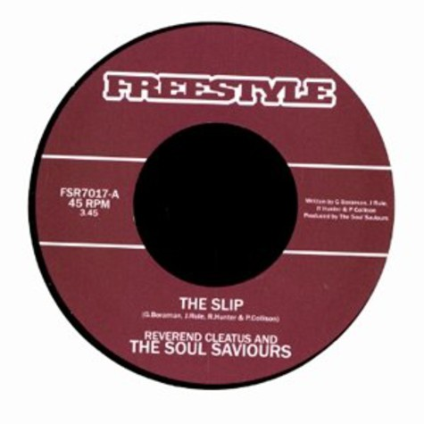 Reverend Cleatus And The Soul Saviours - The slip
