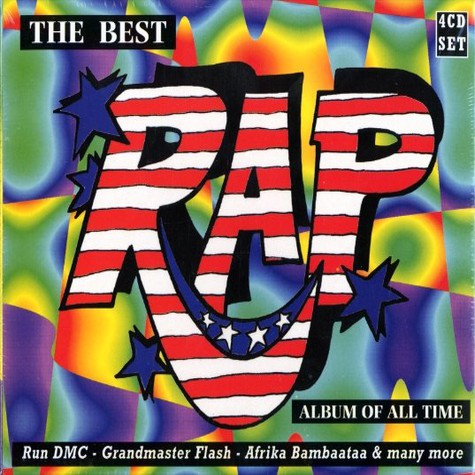 V.A. - The best rap album of all time