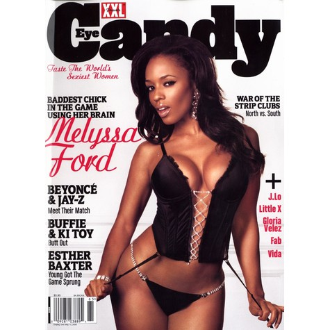 XXL Mag - Eye candy special edition
