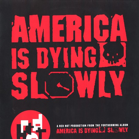 V.A. - OST America is dying slowly