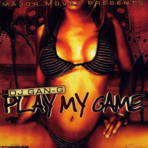 DJ Gan-G - Play my game