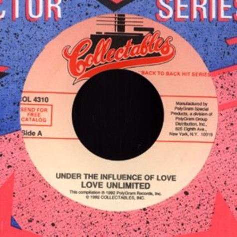 Love Unlimited - Under the influence of love
