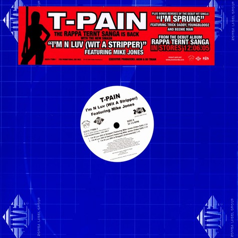T-Pain - I'm n luv (with a stripper) feat. Mike Jones