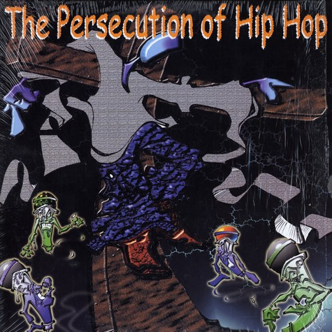V.A. - The persecution of hip hop