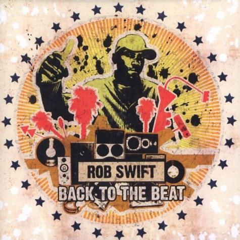Rob Swift - Back to the beat