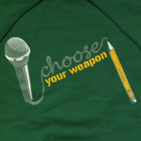 Exact Science - Choose your weapon hoodie