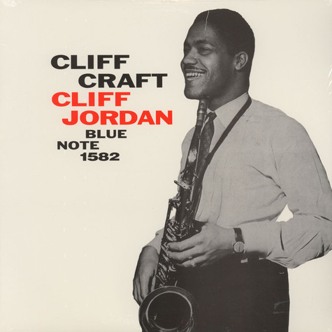 Cliff Jordan - Cliff craft