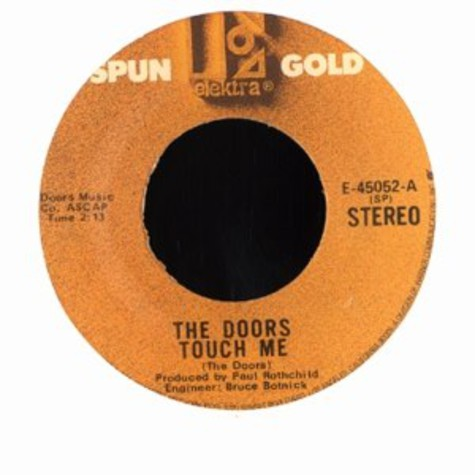 Doors, The - Touch me