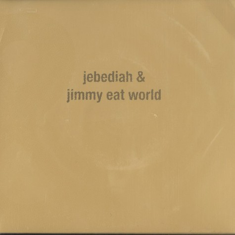 Jebediah & Jimmy Eat World - Split EP