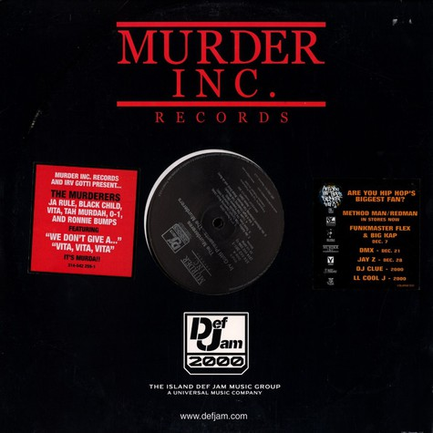 Irv Gotti presents ... - The murderers