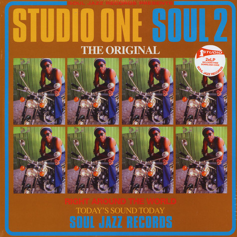 V.A. - Studio one soul volume 2