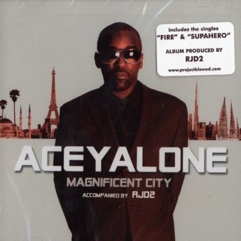 Aceyalone & RJD2 - Magnificent City