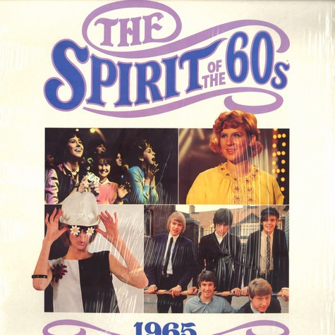 V.A. - The spirit of the 60s