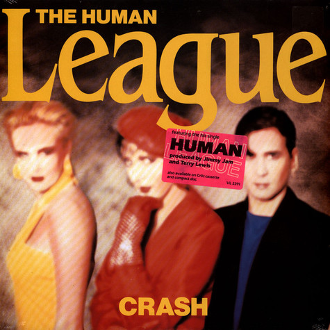 Human League, The - Crash