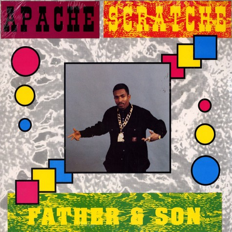 Apache Scratche - Father & son